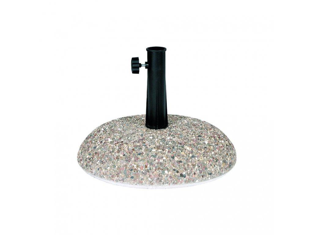 Podstavec pod slunečník z betonové drti 25 kg PATIO