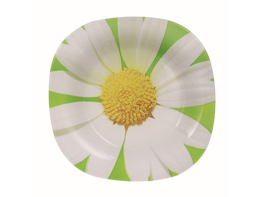 Dezertní talíř Paquerette 18,5 x 18,5 cm LUMINARC (04026)