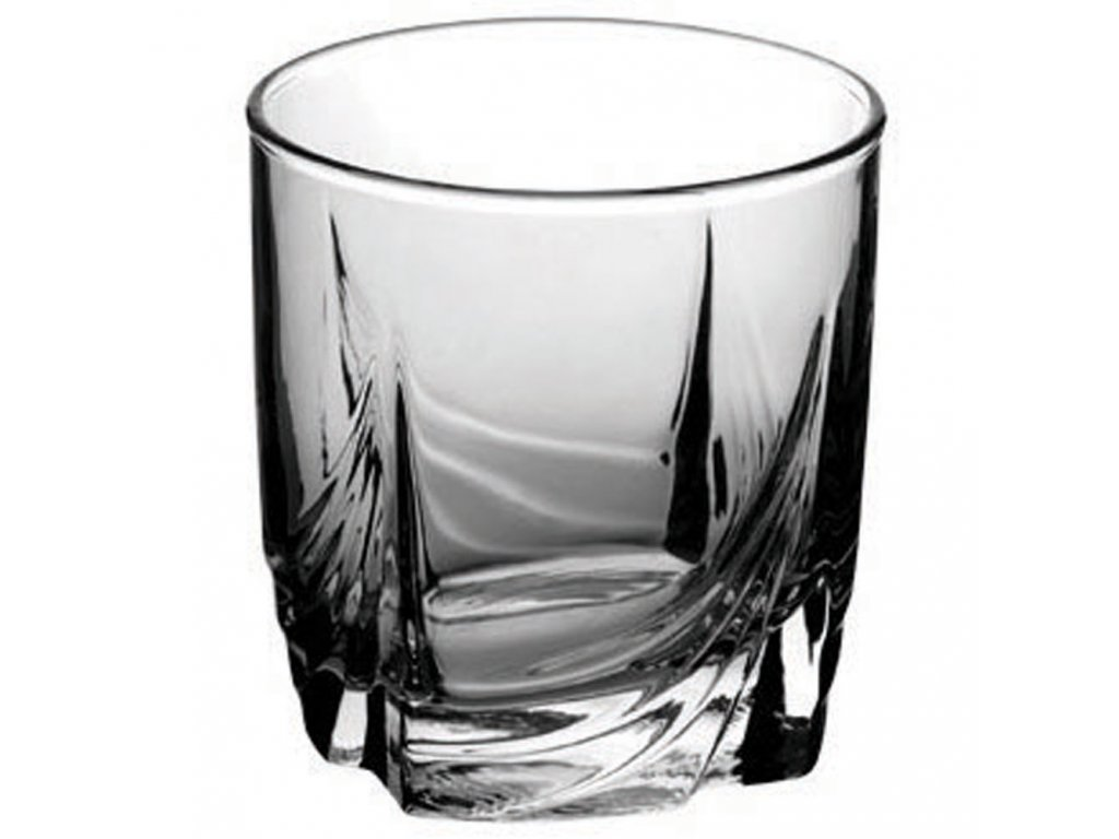 Sada 6 nízkých sklenic Ascot 300 ml LUMINARC