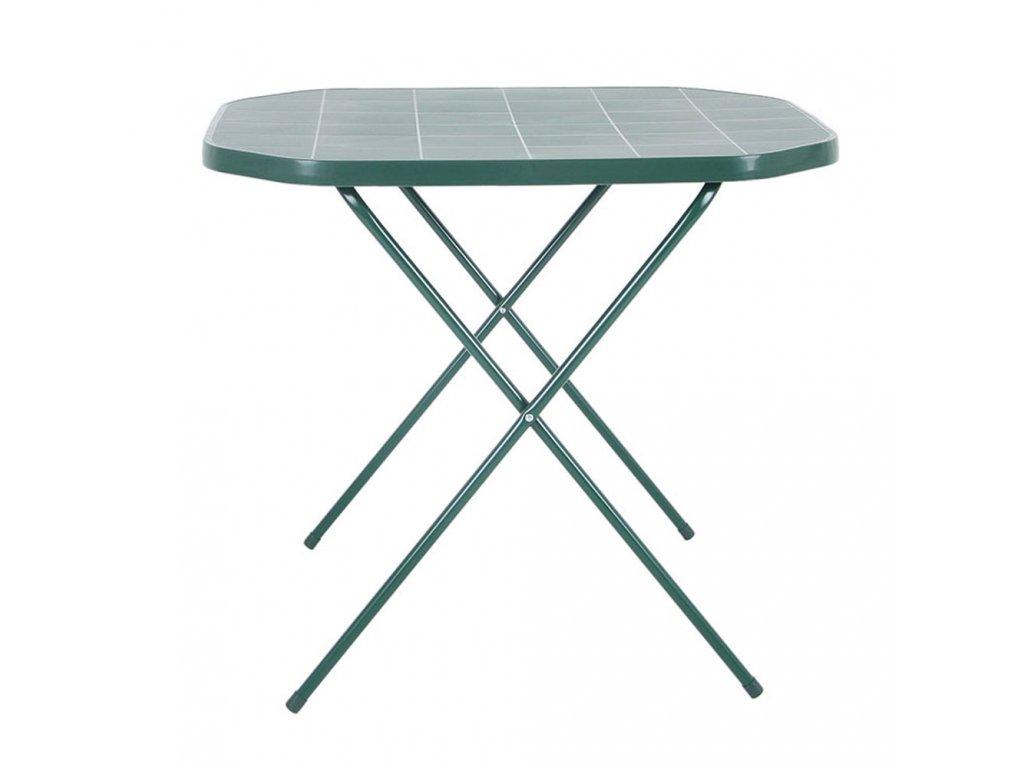 Skládací turistický stůl Green 70 x 53 cm PATIO