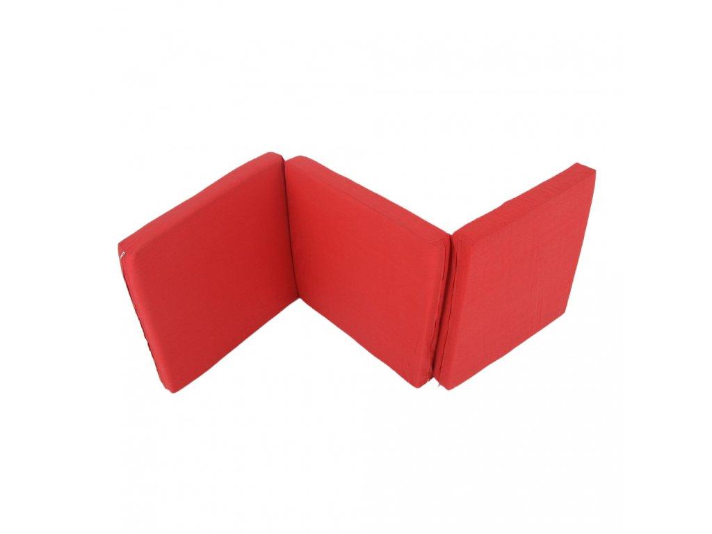 Rozkládací matrace Feld Red PATIO