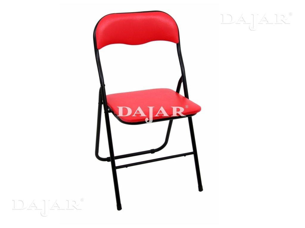 Skládací zahradní židle Red PATIO