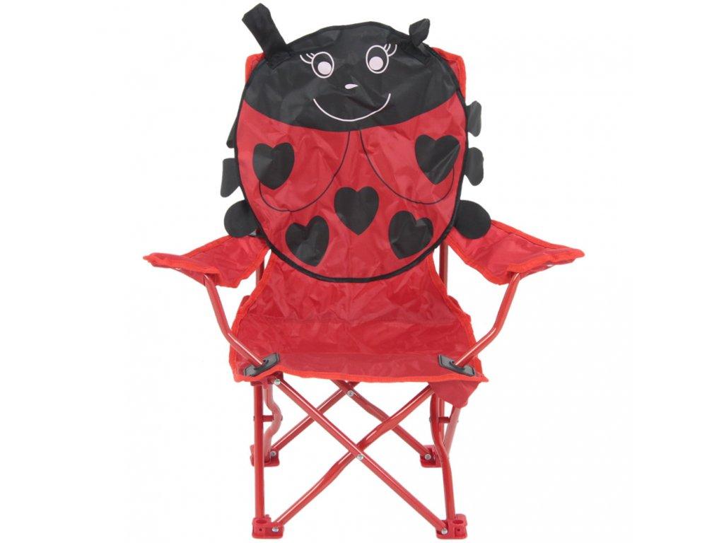 Skládací dětská židle Beruška PATIO