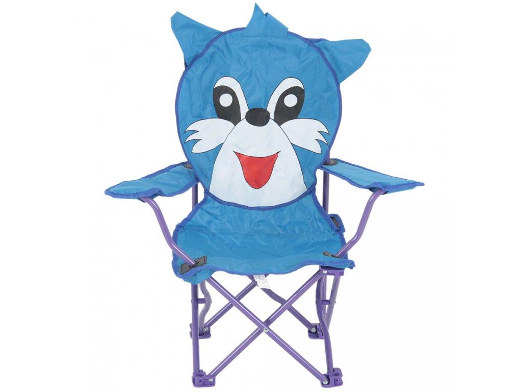 Skládací dětská židle Veselý Králík PATIO