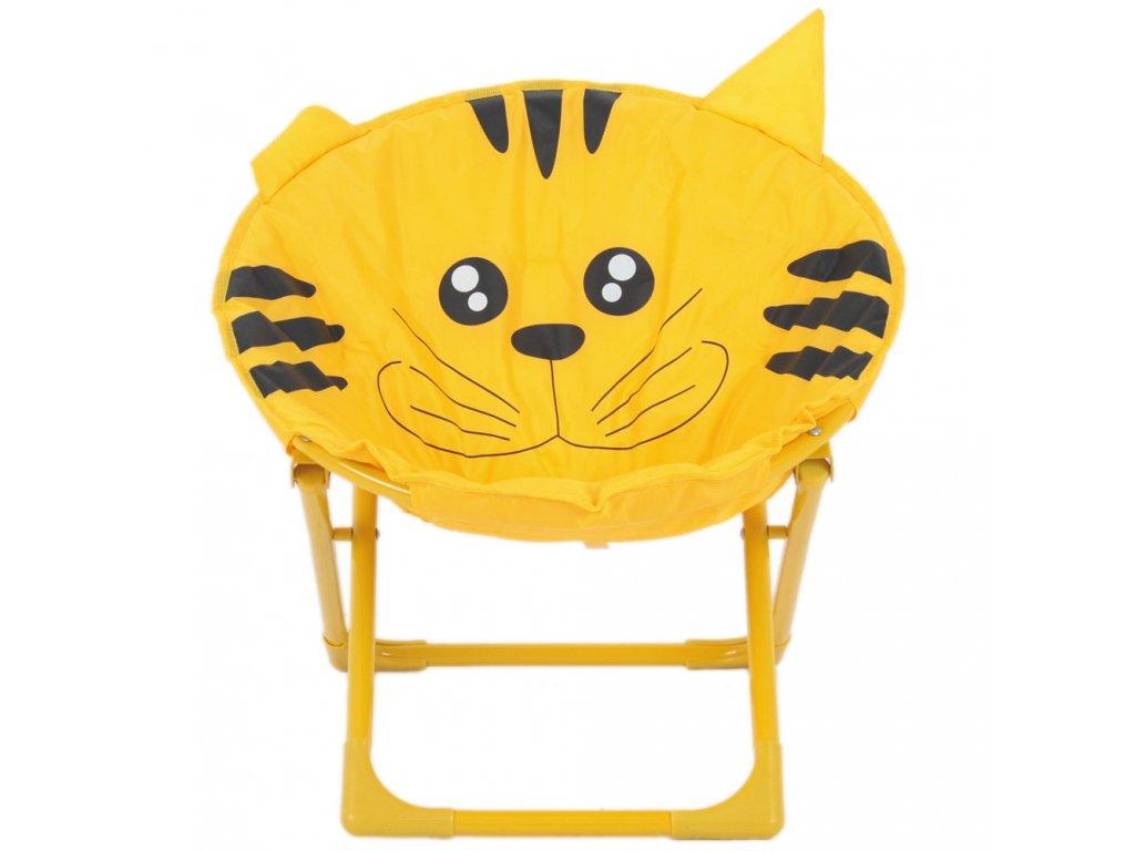 Skládací dětské zahradní křeslo Garfield PATIO