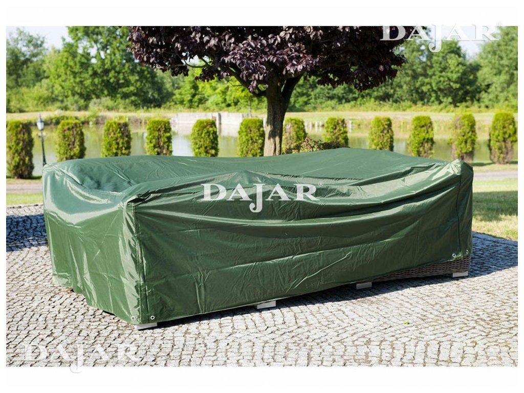Ochranná plachta na zahradní nábytek 210 x 110 x 80 cm PATIO