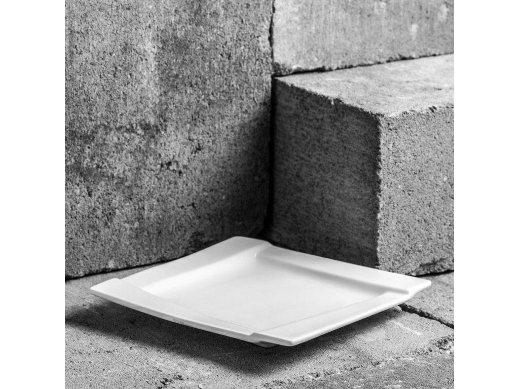 Dezertní talíř Kubiko 16,5 x 16,5 cm AMBITION