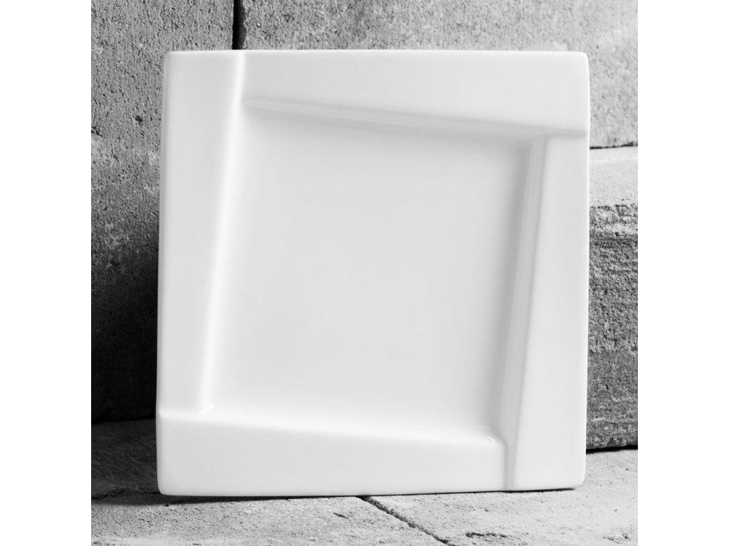 Dezertní talíř Kubiko 20 x 20 cm AMBITION