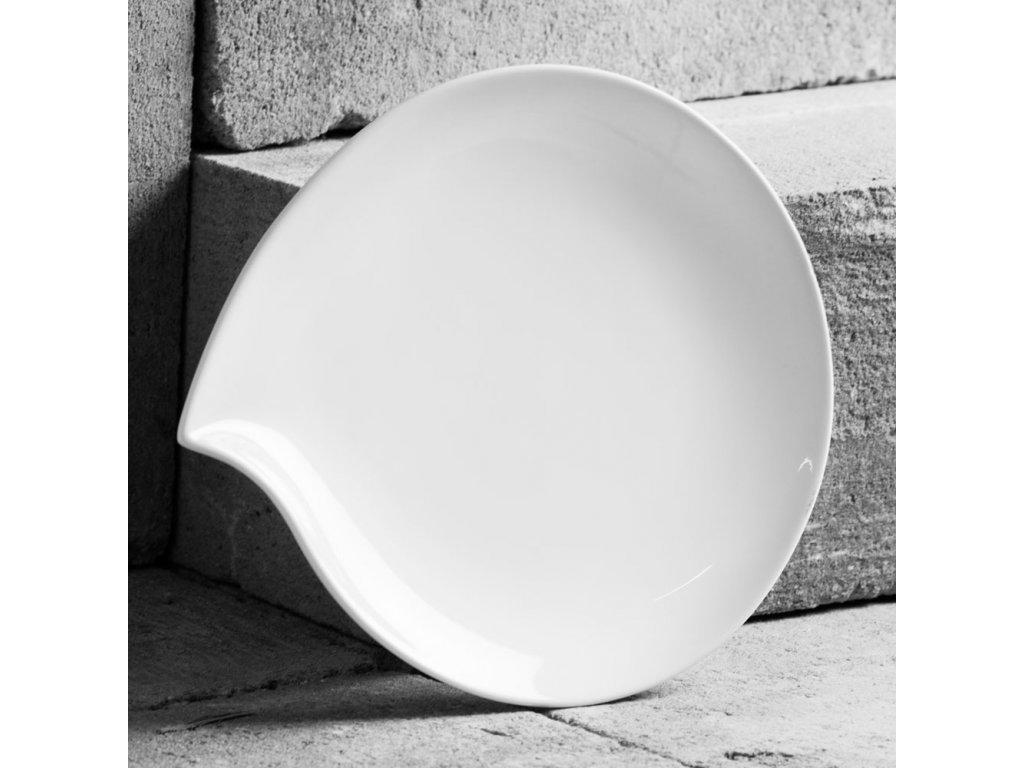 Podšálek pod polévkovou misku Fala / Kubiko 19,5 x 17,5 cm AMBITION