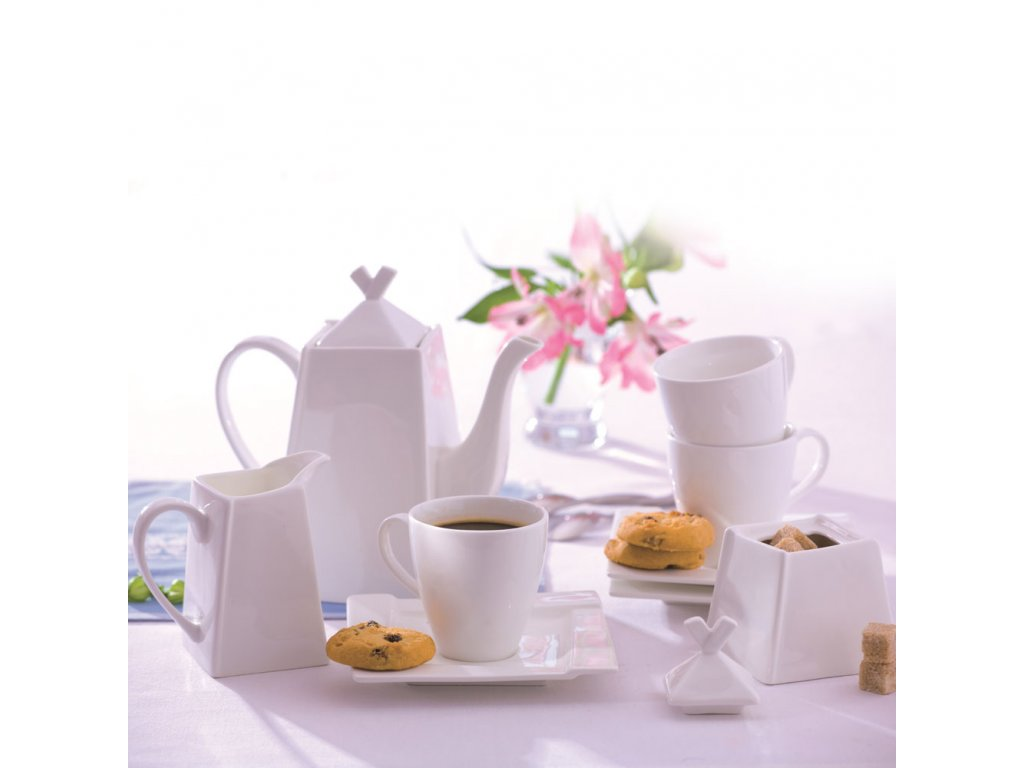 Kávový servis Kubiko 17-dílů AMBITION