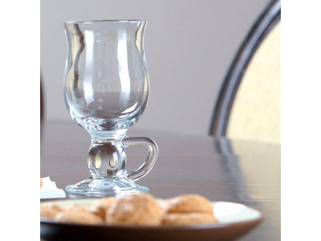 Sada 2 sklenic na Irish Coffee Tulipan 270 ml PASABAHCE