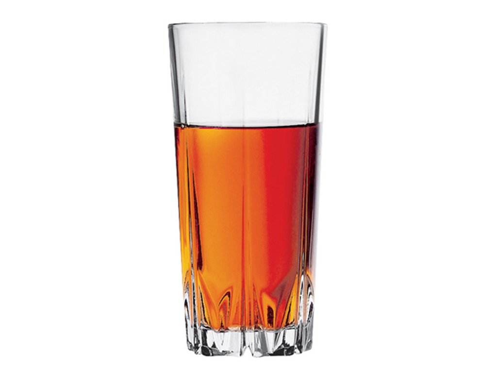 Sada 6 vysokých sklenic Karat 330 ml PASABAHCE