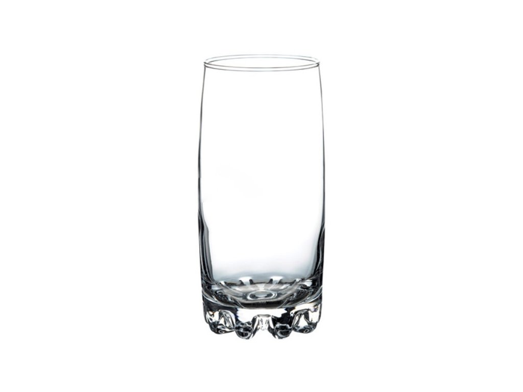 Sada 6 vysokých sklenic Sylvana 390 ml PASABAHCE