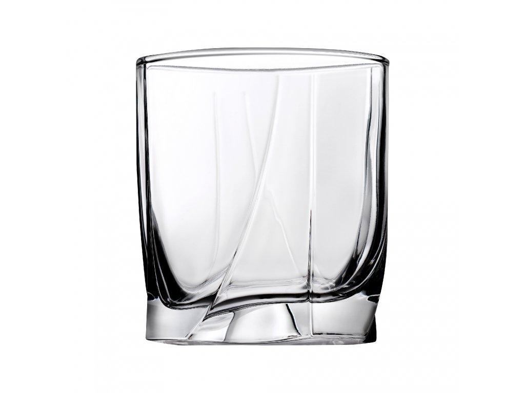 Sada 6 nízkých sklenic Luna 245 ml PASABAHCE