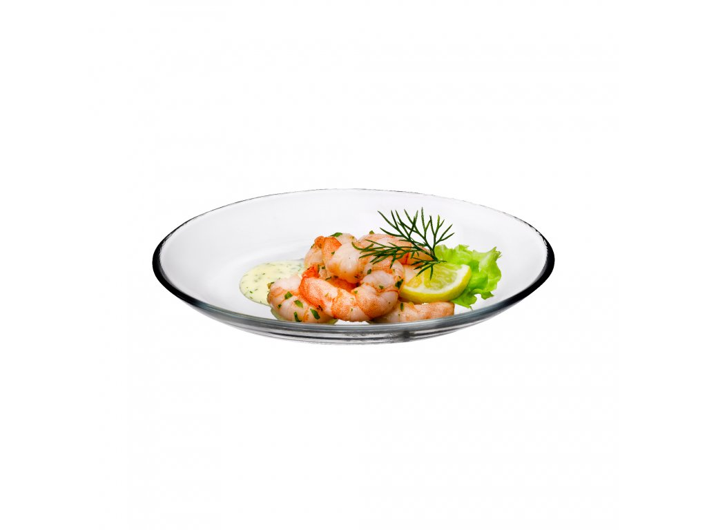 Servírovací talíř Invitation 33 x 25,5 cm  PASABAHCE