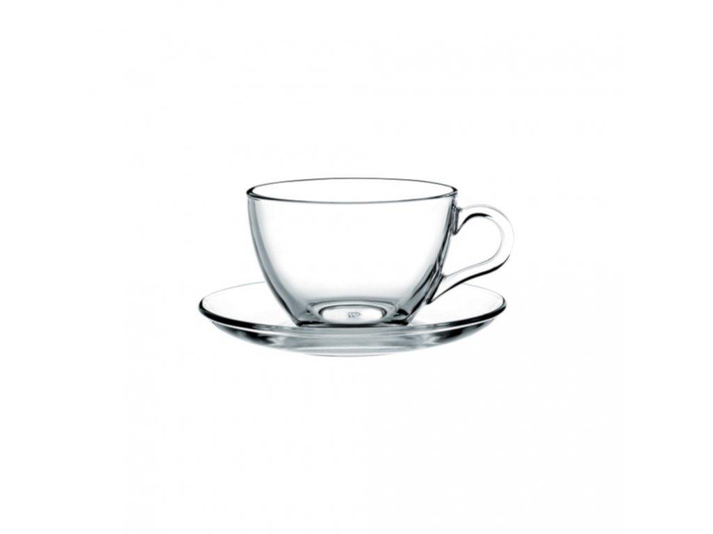 Kávový servis Basic 12-dílů PASABAHCE