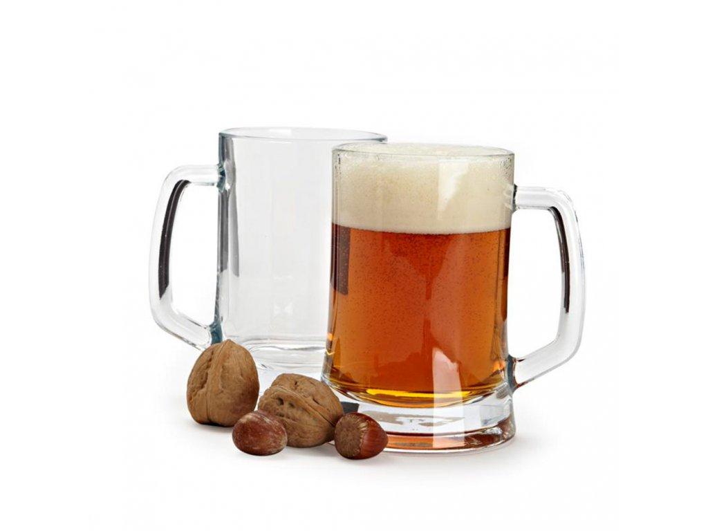 Půllitr na pivo Bremen Pub 660 ml PASABAHCE