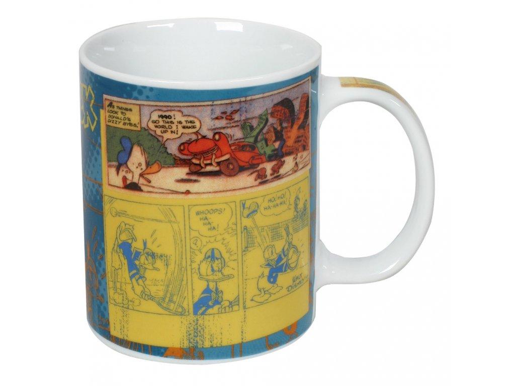 Porcelánový hrnek Donald Comics 300 ml DISNEY
