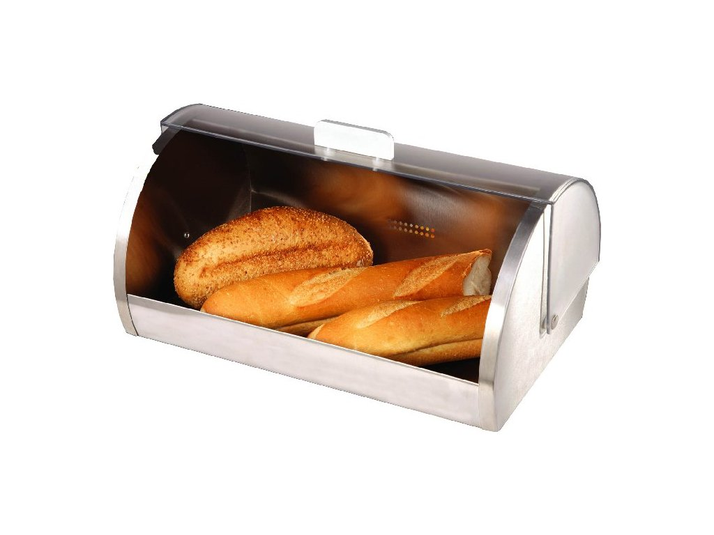 Nerezový chlebník Verno AMBITION