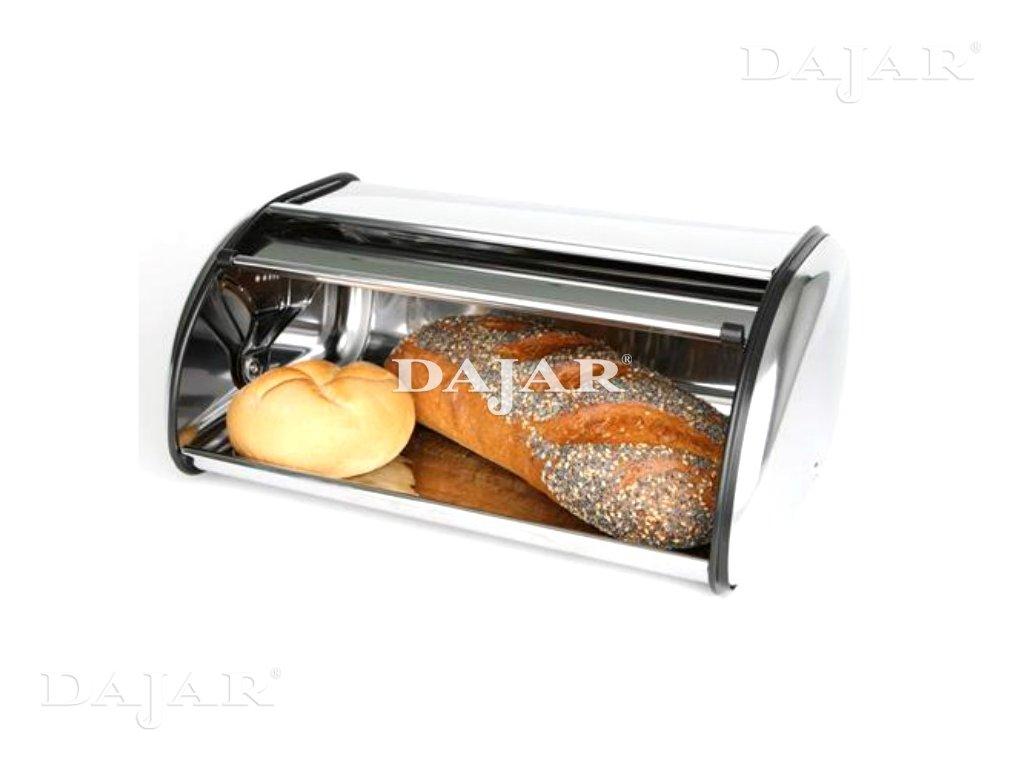 Nerezový chlebník Rufus DOMOTTI