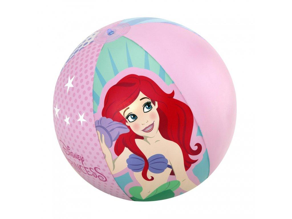 Nafukovací míč Disney`s Princess 51 cm BESTWAY