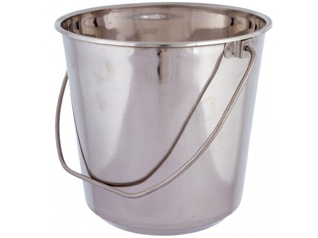 Nerezový kbelík 11 l DOMOTTI
