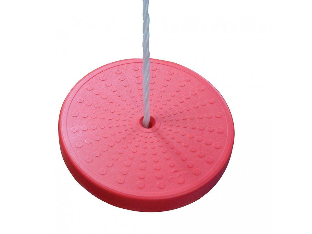 Dětská houpačka disk na zavěšení 28,5 cm PATIO