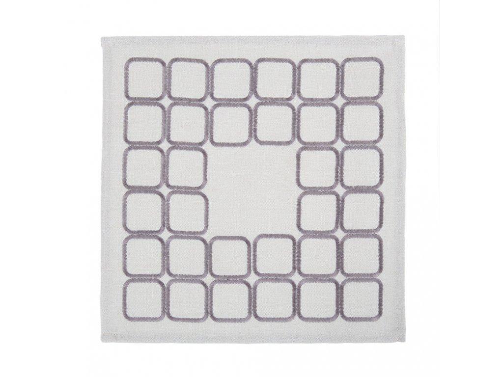 Podložka na stůl z polyesteru Greece 30 x 30 cm AMBITION