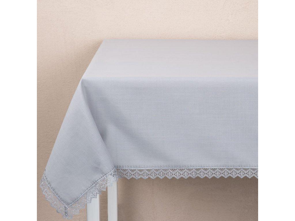 Ubrus z polyesteru Elegant 160 x 280 cm AMBITION