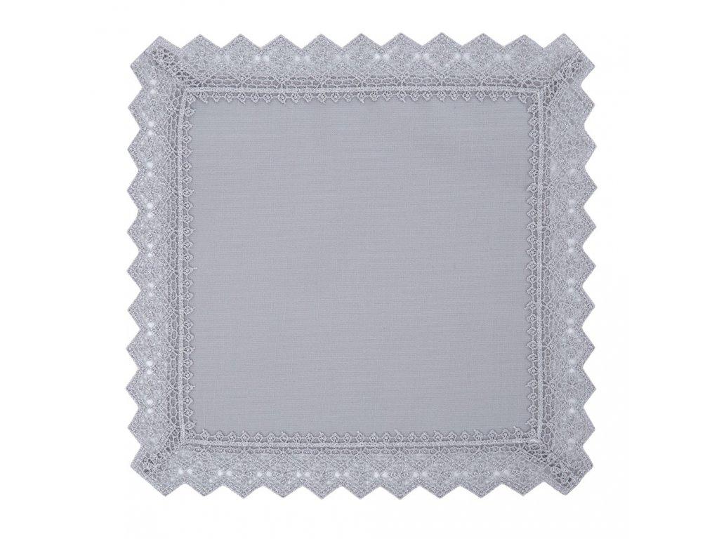 Podložka na stůl z polyesteru Elegant 30 x 30 cm AMBITION