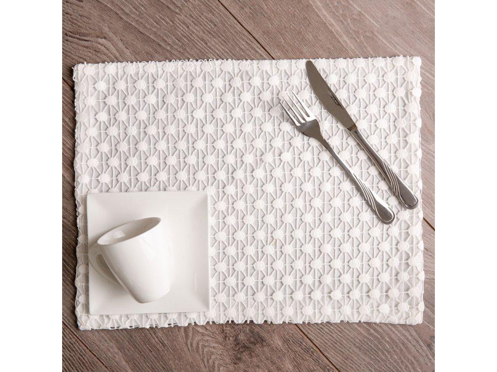 Podložka na stůl z polyesteru Lovely Dot 30 x 40 cm AMBITION