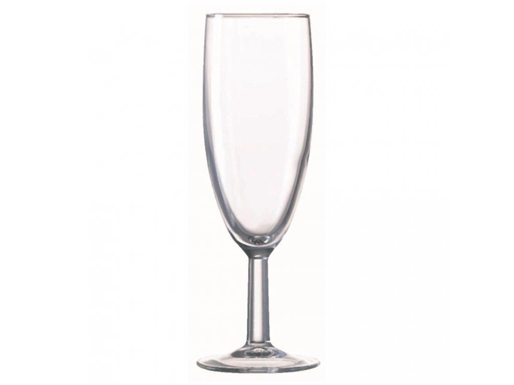 Sada 6 sklenic na šampaňské Opti Magneta 140 ml LUMINARC