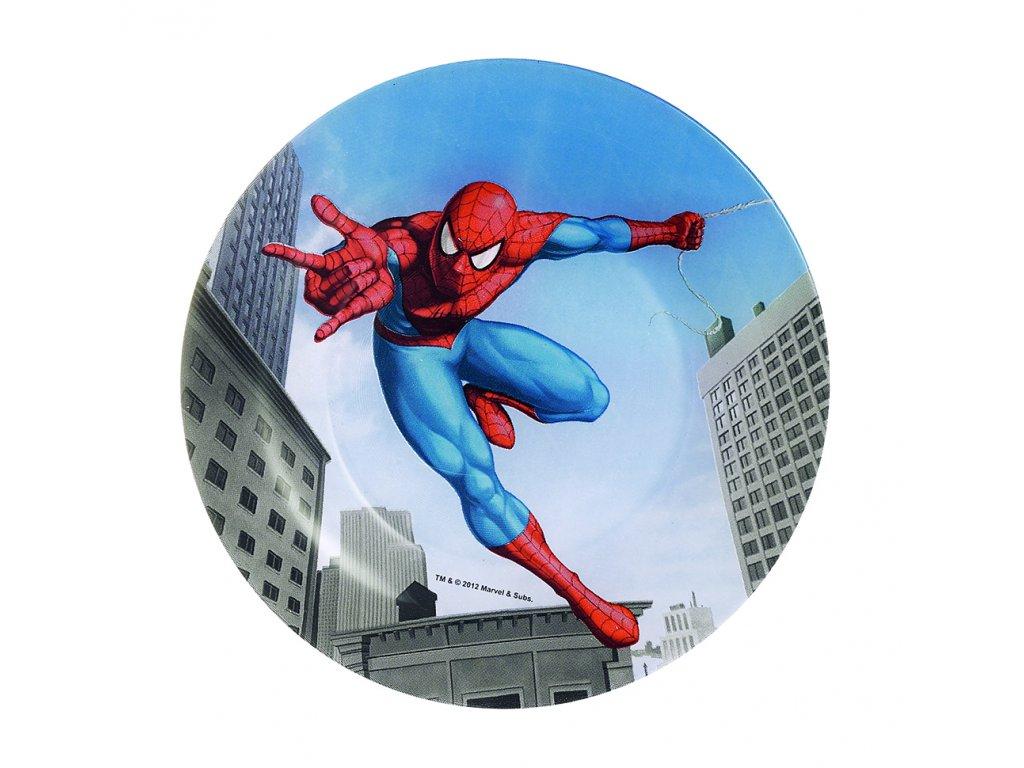 Dezertní talíř Spiderman 19,6 cm LUMINARC (03956)
