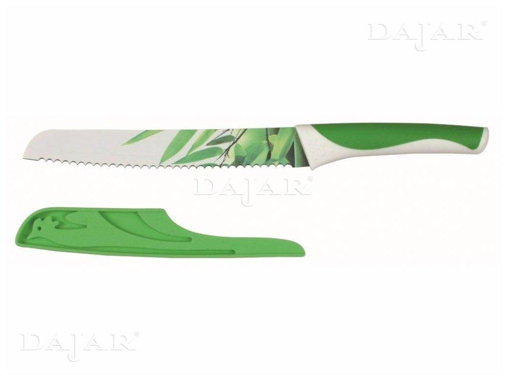 Nůž na chléb Vert Non-Stick s potiskem 20 cm AMBITION