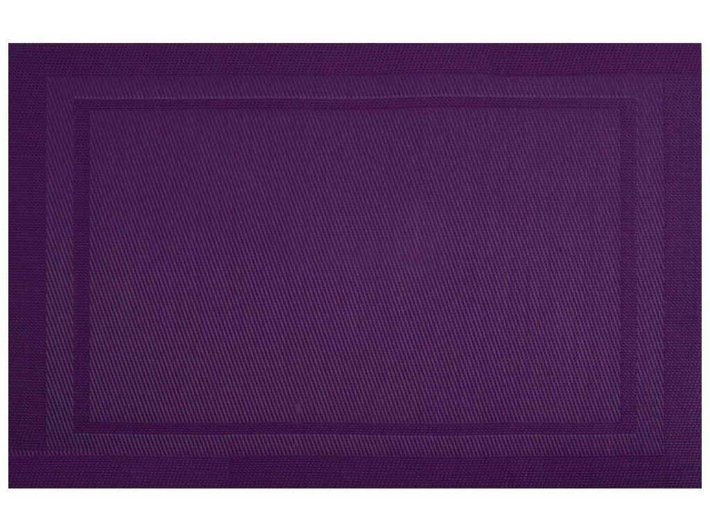Podložka na stůl PVC / PS Velvet 30 x 45 cm AMBITION