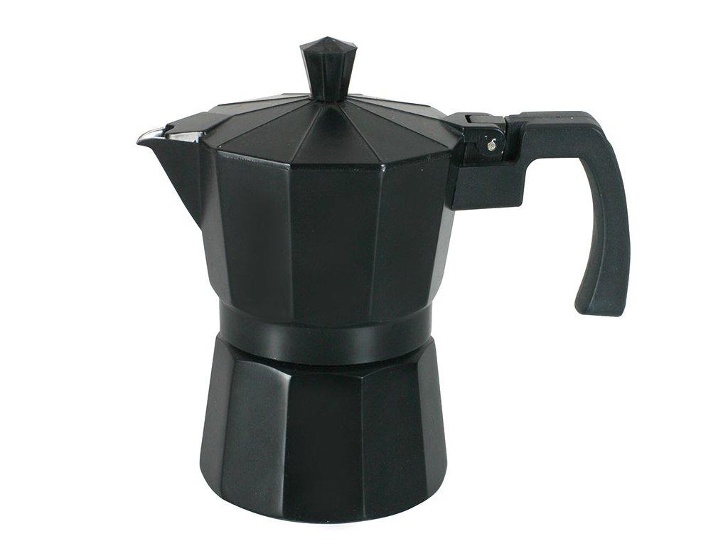 Hliníková kafetérie Negra 150 ml DOMOTTI