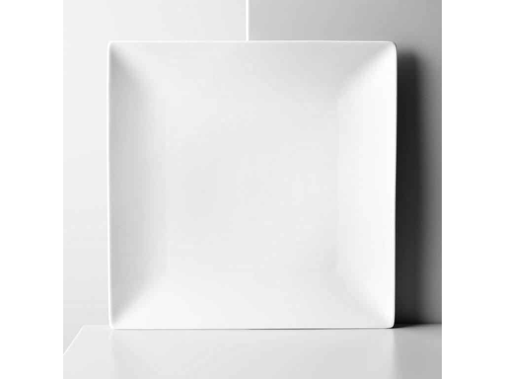 Mělký talíř Porto 26,5 x 26,5 cm AMBITION