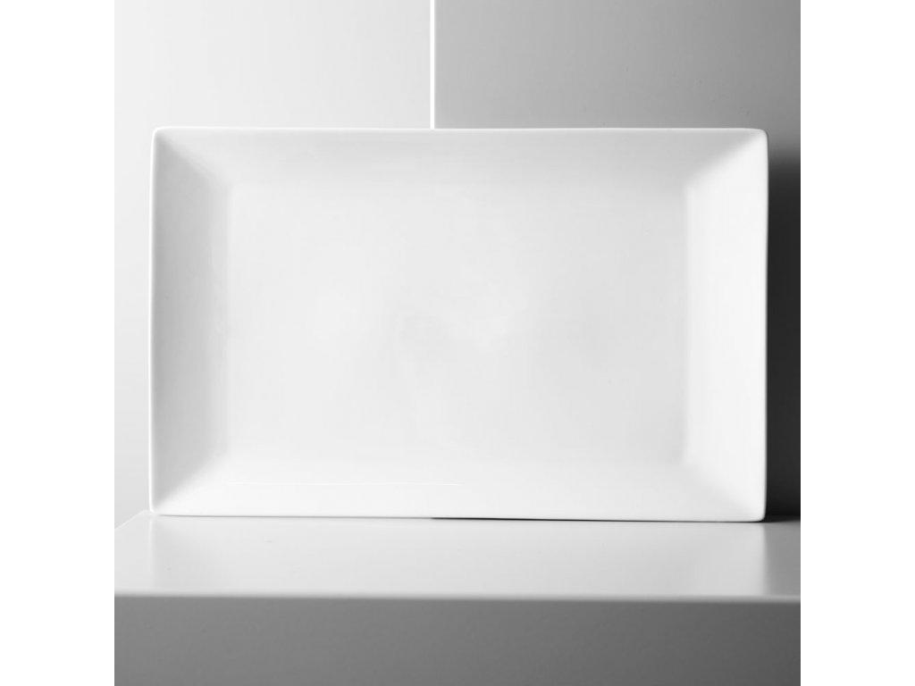 Servírovací mísa Porto 31,5 x 20 cm AMBITION