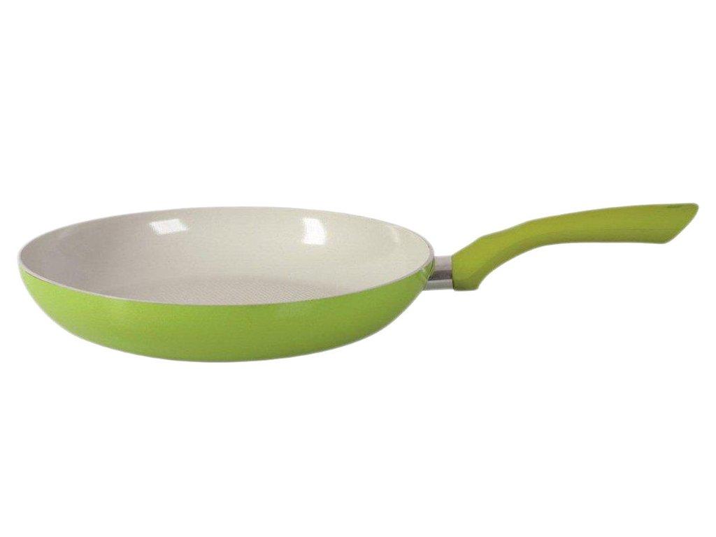 Keramická pánev Fusion Fresh Green 20 cm AMBITION