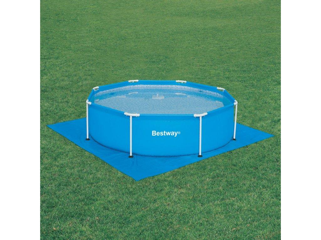 Podložka pod bazén 274 x 274 cm BESTWAY