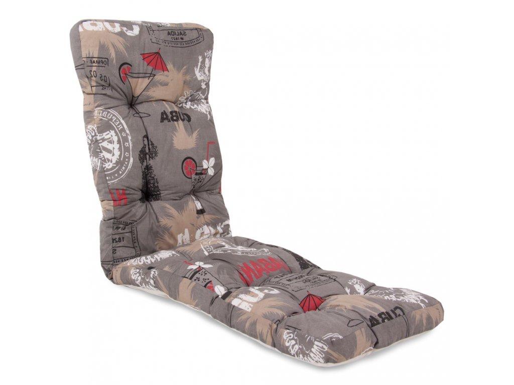 Sedák na křeslo Cordoba Plus 8 / 10 cm F001-06PB PATIO