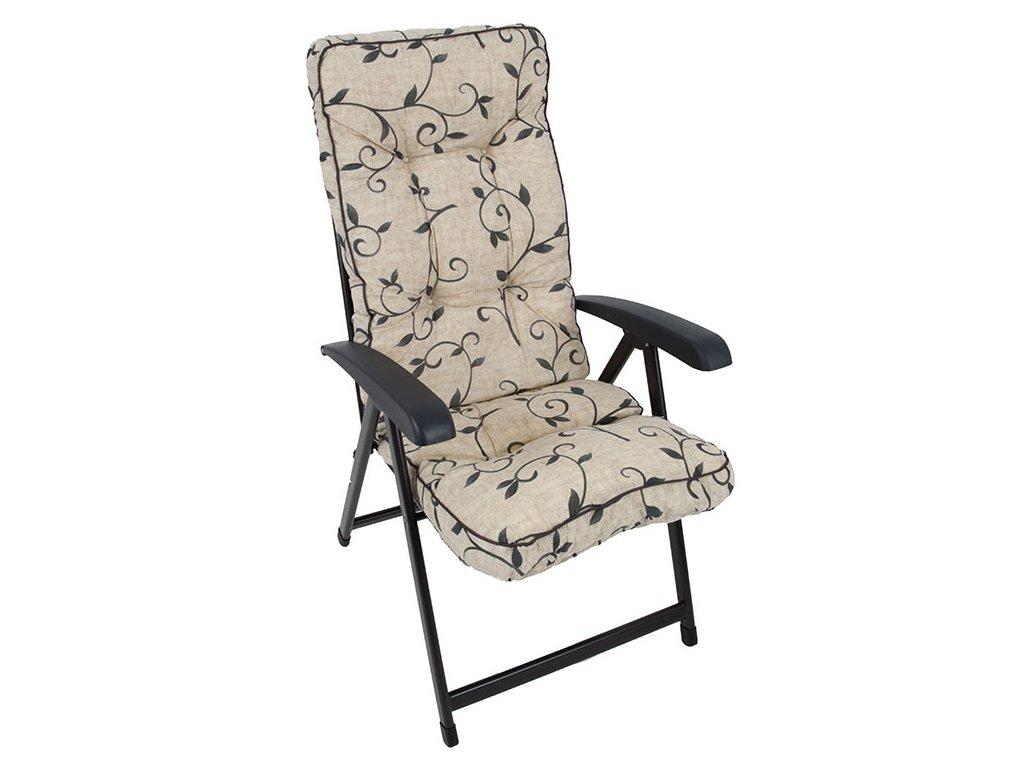 Sedák na křeslo Royal / Lena 8 / 10 cm G001-06PB PATIO