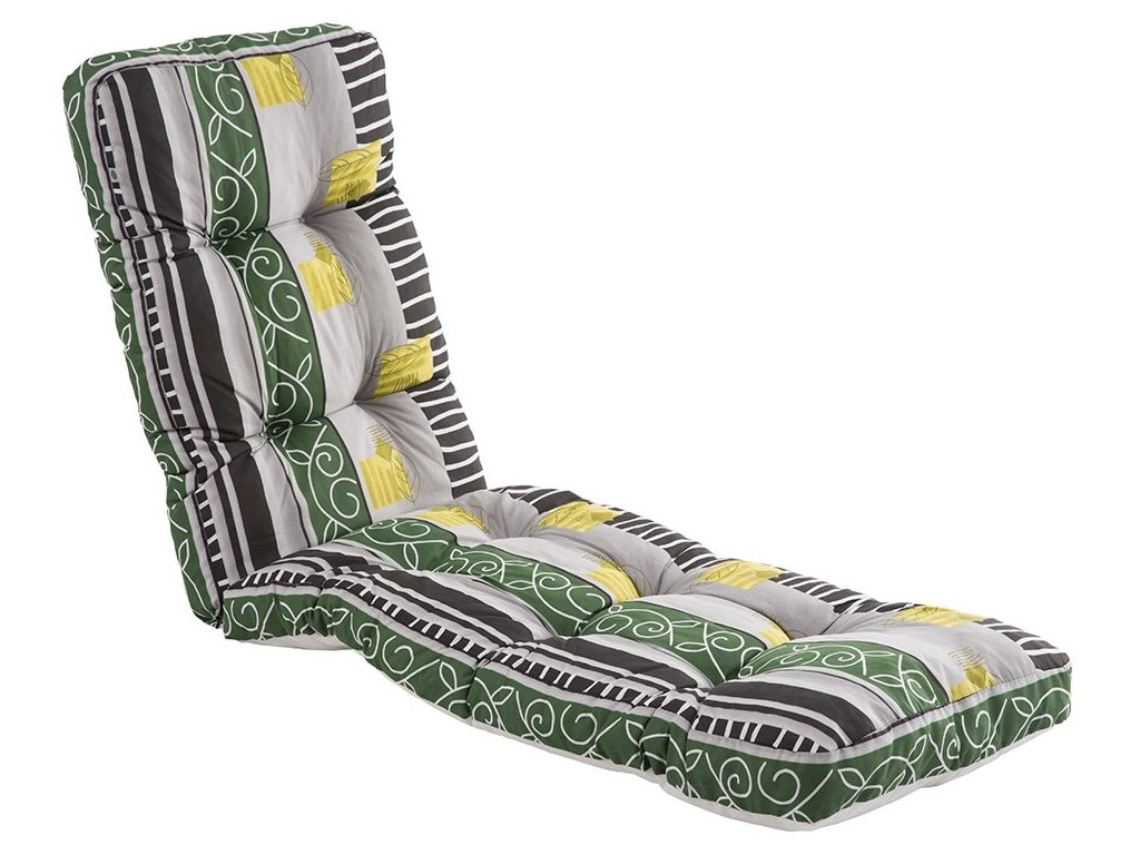 Sedák na lehátko Tulon 8/10 cm C025-06BB PATIO