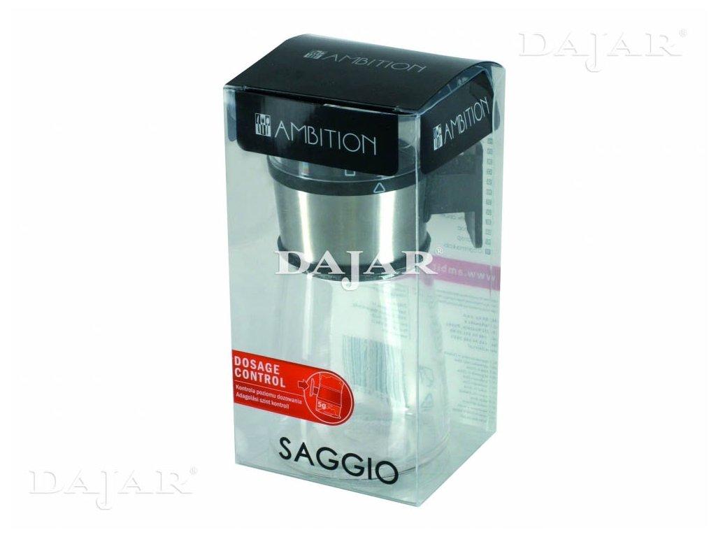Nádobka s dávkovačem Saggio 125 ml AMBITION