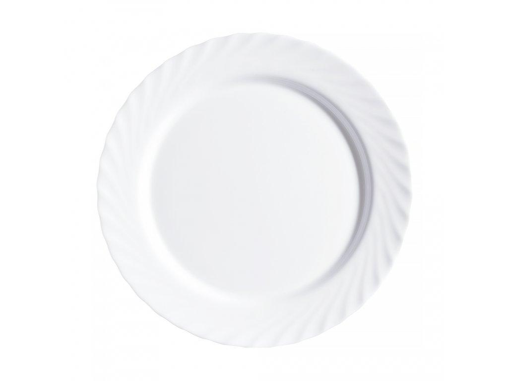 Mělký talíř Trianon 24,5 cm LUMINARC