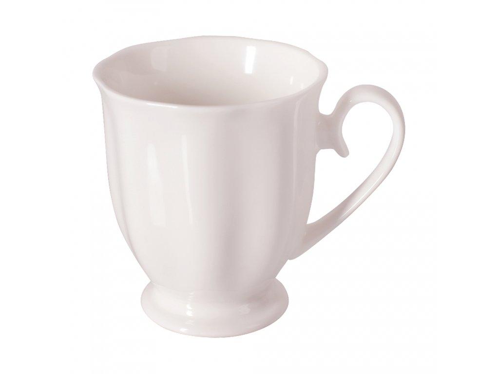 Porcelánový hrnek Diana White II. 300 ml AMBITION