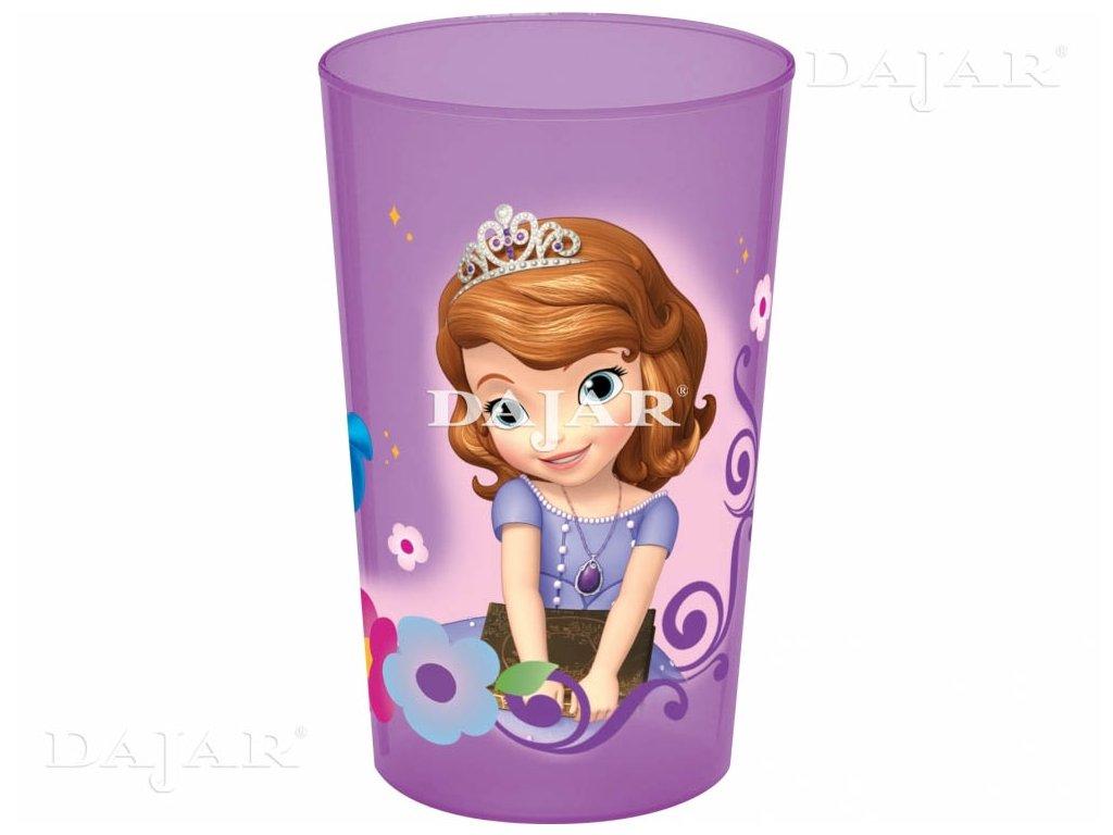 Sklenice Princezna Sofia 250 ml DISNEY