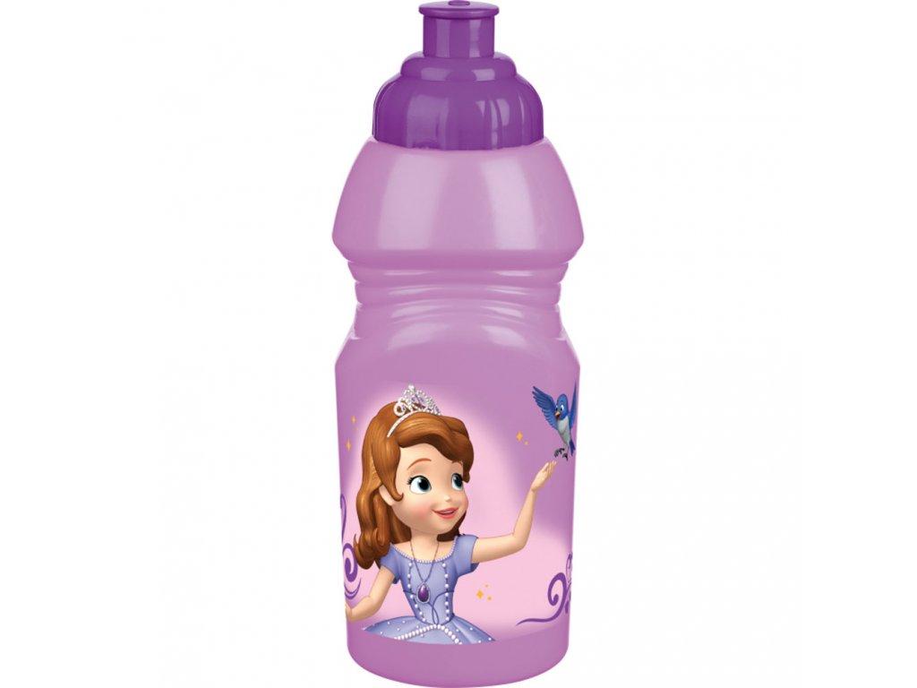 Sportovní láhev Princezna Sofia 375 ml DISNEY