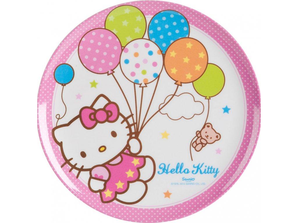 Mělký talíř Hello Kitty Cutie Pie 20 cm DISNEY