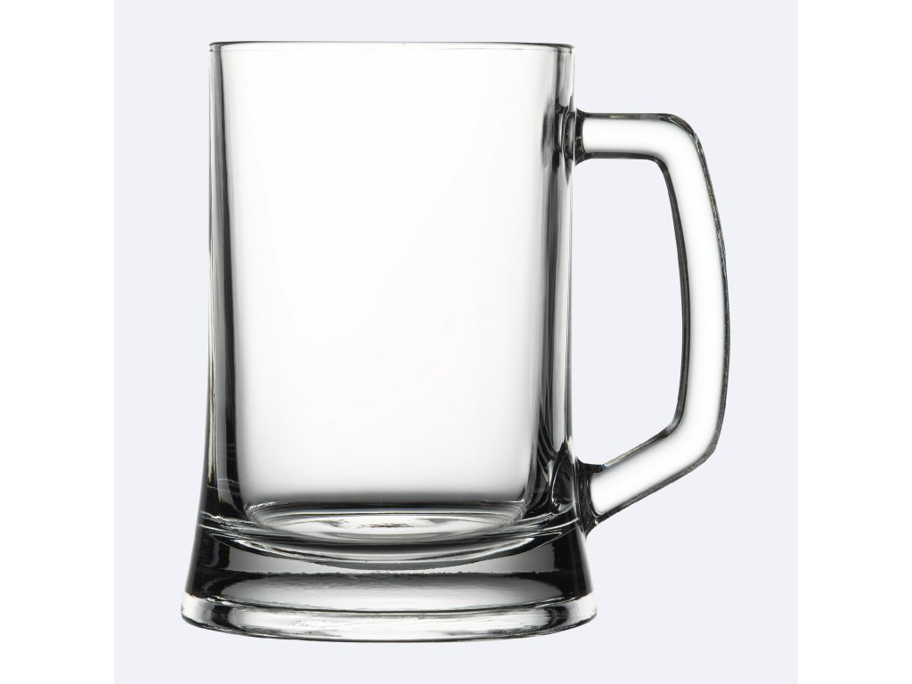 Sada 2 půllitrů na pivo Pub 660 ml PASABAHCE